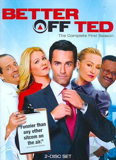 BETTER OFF TED SEASON 1 BY BETTER OFF TED (DVD)